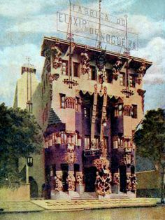 Edifício do Elixir Nogueira – 1928