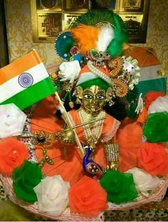 Radha Krishna Images, Radha Krishna Photo, Krishna Photos, Krishna Radha, Lord Krishna, Independence Day Drawing, Indian Independence Day, Independence Day Images, Radha Kishan