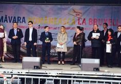 "Delegaţie DPRRP la ""Primavara romaneasca la Bruxelles"""