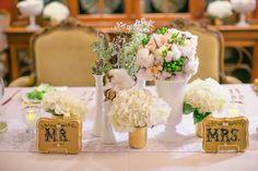 wedding table idea