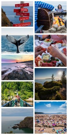 Visit the Bay of Fundy coast in New Brunswick, Canada for endless outdoor activities, spectacular views and truly magnificent tides. Here's how to experience it best. East Coast Travel, East Coast Road Trip, New England Cruises, Places To Travel, Places To Go, New Brunswick Canada, Atlantic Canada, Newfoundland And Labrador, Prince Edward Island