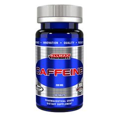 Allmax Nutrition Caffeine 200mg 100 Tablets