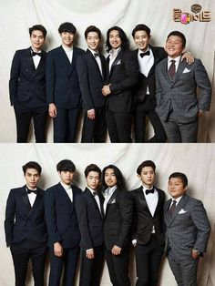 The guys from SBS Roommate. Season 1 was just everything really. Loved it