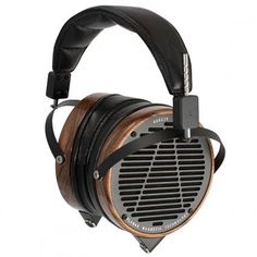 Audeze LCD-2 (Rosewood or Bamboo ear-cups) dynamic headphone with leather headband