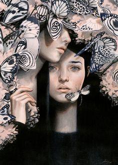 The Insects Of Love by Tran Nguyen