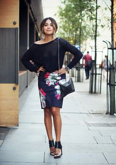 All in fashion Musthaves: Floral Fabulous
