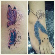 #BushidoTattooBR  #Tattoo #Tatuagem #Black #Line #BlackLines #Tornozeleira #amuletos #Filtrodossonnhos #Apanhadordesonho #Delicada #Borboleta #TattooBorboleta #Cor #Collors  #CuteTattoo #Ink #Inkit #tatuagensfeminina #tatuagemfeminina #Tatuadores_e_Tatuados #tattoo2me  Art By @araninchaves