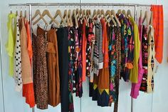 I'd take a rack to a closet any day.