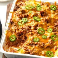 Southwestern Bean Dip Recipe -Just by using different types of beans, you can make this dip as spicy as you like it. My family could eat this as a complete meal. Bean Dip Recipes, Potluck Recipes, Mexican Food Recipes, Cooking Recipes, Party Recipes, Holiday Recipes, Mexican Dips, Potluck Ideas, Mexican Meals