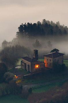 — Tuscany