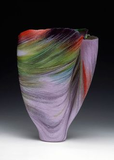 Glass art by Toots Zynsky.