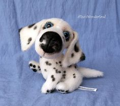 Dalmatian puppy by By Alisa Shangina | Bear Pile
