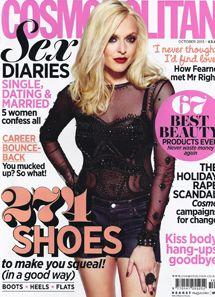 Debbie JudgesThe Cosmo Beauty Awards 2013