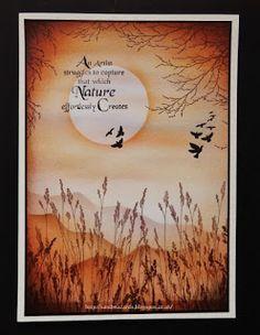 Sandma's Handmade Cards: Inkylicious - Whispering Winds