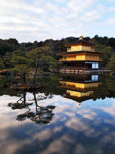 Kinkakuji, Kyoto, Japan