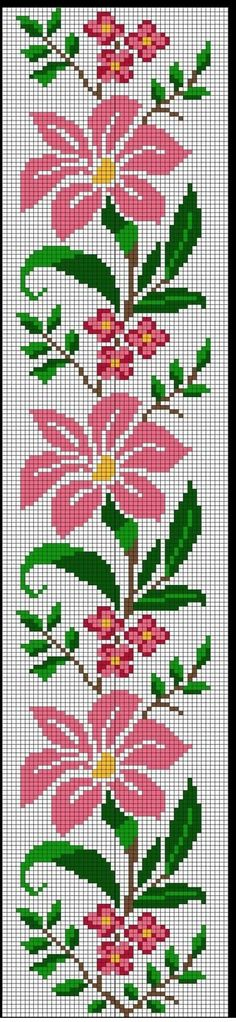 Cross Stitch Flowers, Cross Stitch Patterns, Create A Board, Craft Accessories, Plastic Canvas Patterns, Crochet Flowers, Diy And Crafts, Tapestry, Embroidery