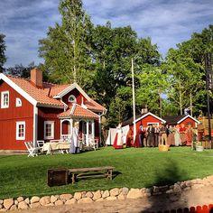 Astrid Lindgrens Värld in Vimmerby-Zweden