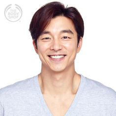 Gong Yoo for The body Shop