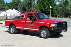 Indiana Fire Trucks: Centre Township Fire Department
