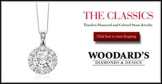 Shop for Mom from the comfort of your sofa! Browse beautiful jewelry for your Mom/Wife/Love of your life..... So much to choose from!  Then have it shipped directly to your home! https://woodards.myshopify.com
