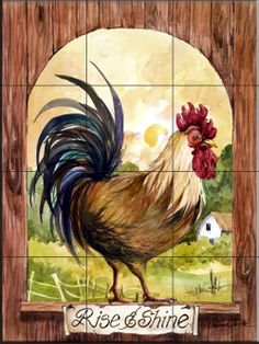 COUNTRY ROOSTERS
