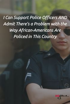 """""""That is the reality of being black in America. However, that doesn't make me insensitive to the difficulty and dangers of being a police officer. Unpopular Opinion, Police Officer, I Can, Politics, African, Thoughts, Words, Quotes, Black"""