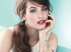 Lacome French Innocence Spring 2015 #makeup collection