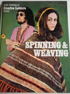 Spinning and Weaving  Glen Pownall Creative Leisure by recyclarama, $8.00