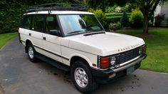 My 1994 Land Rover Range Rover Classic LWB County