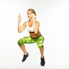 What's the fastest way to a tighter, stronger, perkier butt? Squats...and lots of 'em.