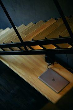 Лестница в стиле Loft. Сходи в стилі Loft. Лофт.