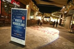 ARCADIA, CA - DECEMBER 14: A general view of atmosphere as Westfield Santa Anita celebrates the holidays with a free Winter Wonderland Party at Westfield Santa Anita on December 14, 2014 in Arcadia, California. (Photo by Imeh Akpanudosen/Getty Images for Westfield) — at Westfield Santa Anita.
