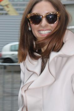 Olivia Paris Fashion Week 2010