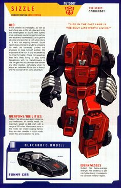 Transformers Universe - Gallery: G1 Sizzle Transformers Armada, Transformers Generation 1, Transformers Decepticons, Transformers Characters, Transformers Movie, Gi Joe, 80s Characters, Punisher Comics, Transformers Masterpiece