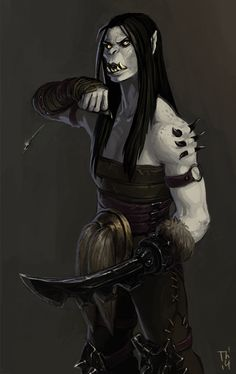 +Warcraft+ the queen of shattered hands by Tench.deviantart.com on @DeviantArt