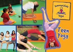 the age group that needs yoga the most!