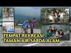 Rekreasi Ke Taman Air Sabda Alam Di Garut - Jawa Barat - YouTube Channel, Youtube, Youtubers