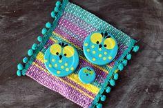 DIY Owl magnets Pinned by www.myowlbarn.com