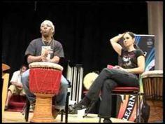 Mamady Keita - Master Djembefola (djembe player) - YouTube