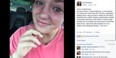 Mom's Crying Selfie Goes Viral for Being Crazy Relatable — And Brutally Honest
