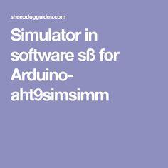 Simulator in software sß for Arduino- aht9simsimm