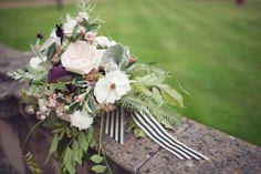 A modern stylish Autumn wedding at Fetcham Park Surrey