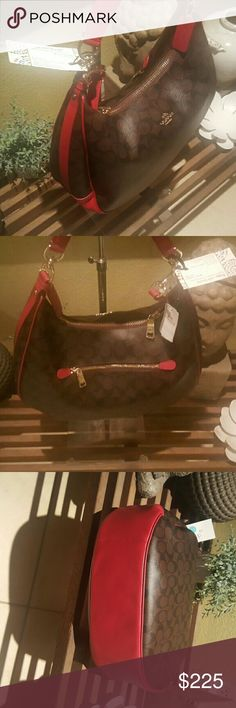 Coach handbag Ntw coach hobo bag Coach Bags Hobos