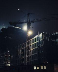 Doctor Polizu #architecture #architecturephotography #archdaily #construction #constructionsite #crane #urban #urbanlandscape #urbano #steel #glass #nighttime #nightphotography #bucharest #ig_bucharest #bucurestirealist #romania #ig_romania #travelblogger #travel #vsco #vscocam #vscofilter