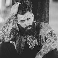 u know me...beard Levi Stocke