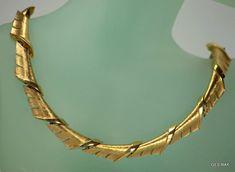 1960/'s Goldtone Finish Gilded Handpainted Pin Vintage Porcelain Pansy Pendant Brooch