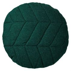 Green Quilted Recycl