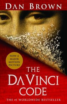 """The Da Vinci Code whaaat?!  Can't be a """"Books Worth Reading"""" board without this pin!  Dan Brown is pretty awesome; any of his books are great.  I've read them all and was thoroughly entertained."""
