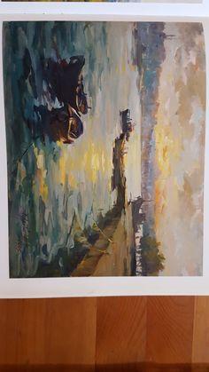 Istanbul, Painting, Inspiration, Art, Biblical Inspiration, Art Background, Painting Art, Kunst, Gcse Art