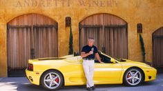 Mario Andretti driven to produce wine via http://alawine.com/news-views/ #wine